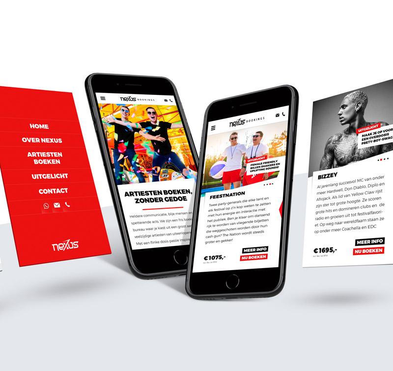 Website design Nexus