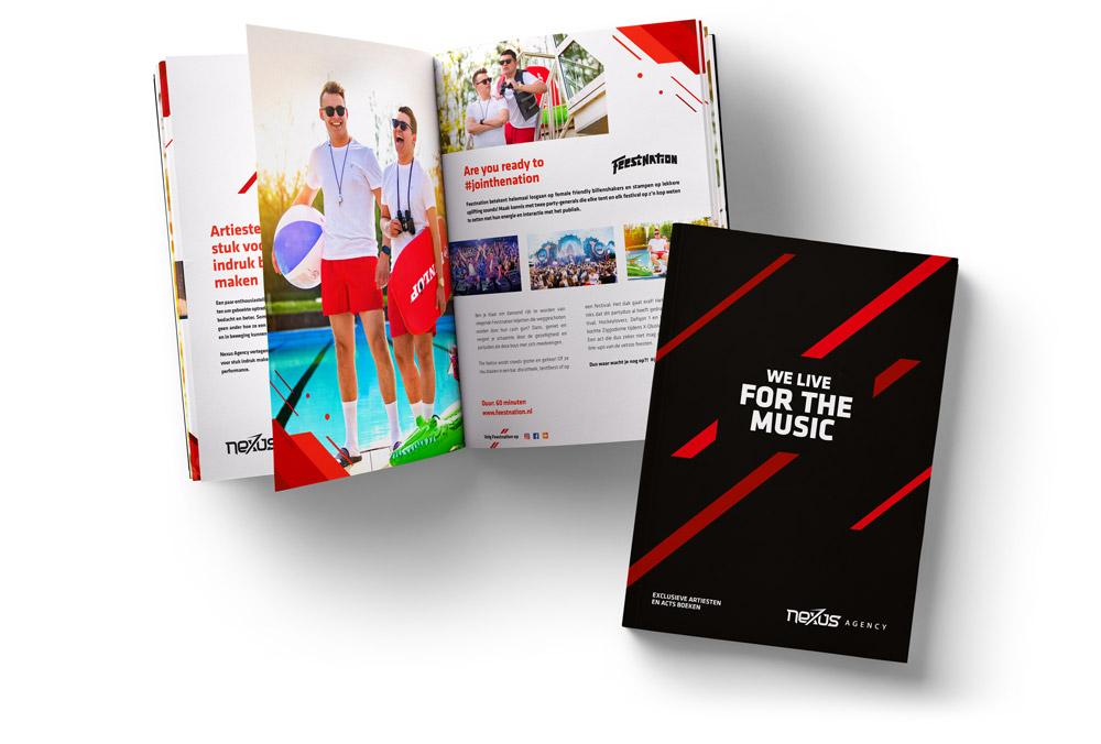 Magazine design Nexus