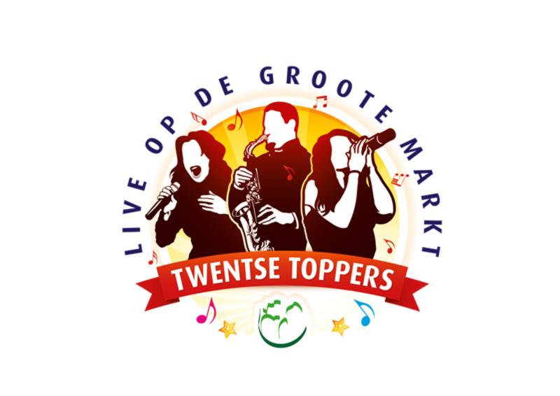Slize: logo ontwerp Boeskool is Los Oldenzaal - Twentse Toppers